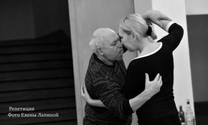 Репетиция. Фото Елены Лапиной